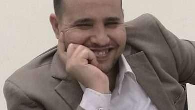صورة مصطفى غليس رئيس تحرير أبابيل يتلقى تهديدات