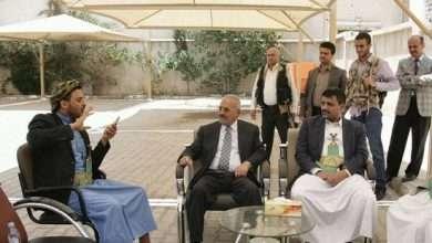 ابو علي الحاكم أبو مالك الفيشي هل سيكونوا مع علي عبدالله صالح 1
