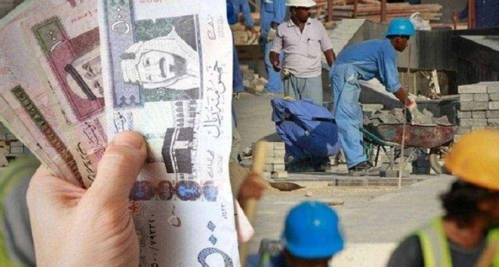 صورة حقيقة إلغاء رسوم المرافقين للعمالة الوافدة في السعودية الابن البنت العم العمه وغيرهم