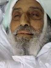 صورة صور بعد وفاة الشيخ محمد المؤيد اليوم 12-8-2017