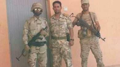 صورة حالة من الغضب بعد إغتيال وكذلك مقتل حسين قماطة في إحدى فنادق عدن