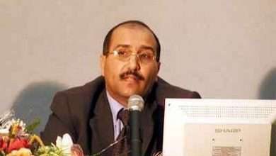 صورة نفي خبر إعتقال خالد الرويشان من قبل الحوثيين
