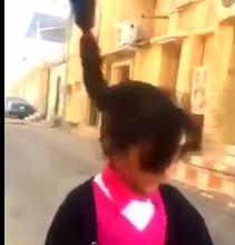 صورة رقصة عيوش وصور البنت السعودية عيوش التي إشتهرت بشكل كبير
