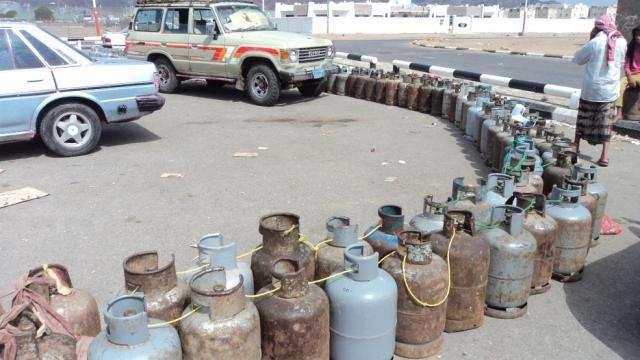 Photo of أسعار الغاز اليوم 21-10-2017 في صنعاء وكذلك سعر اسطوانة الغاز في تعز