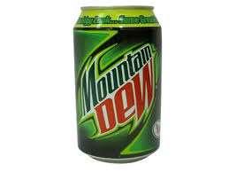 Photo of مواقع وصفحات تحذر من شراب بيبسي ماونتين ديو Mountain dew