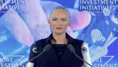 من هي صوفيا التعرف على sofia الروبوت الذي اخذ الجنسية السعودية في أول مره في العالم في مشروع نيوم في السعوديه 1