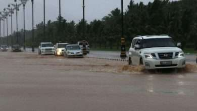 صورة الآن: إعصار مكونو يضرب ظفار العُمانية (صور)