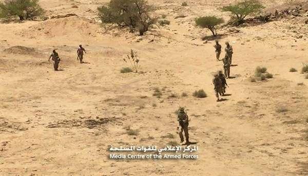 الجيش اليمني يقترب من وكر زعيم الحوثيين في صعد شمالي البلاد