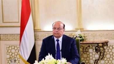 Photo of الرئيس عبدربه منصور هادي في خطاب له عن الوحدة اليمنية: الوحدة اليمنية تعرضت للاغتيال المعنوي ثلاث مرات