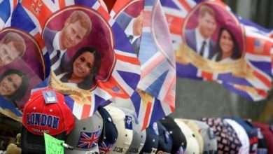 صورة زواج ملكي من اول نظرة بريطانيا تستعد لزواج تاريخي