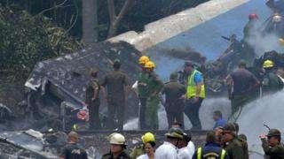Photo of عاجل: 100 قتيل في حادث تحطم طائرة ركاب في كوبا بعد اقلاعها بقليل