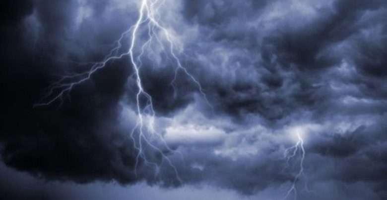 حالة الطقس : امطار غزيرة مصحوبة بسحب رعدية على العاصمة اليمنية صنعاء وبعض المحافظات الجنوبية الغربية 1