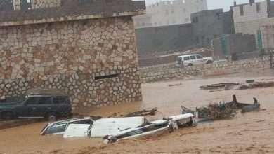 صورة أول دولة ترسل مساعدات عاجلة إلى جزيرة سقطرى اليمنية