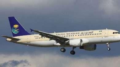 (اليمن الغد) ينشر الصور الأولية للطائرة السعودية الناجية من التحطم 4