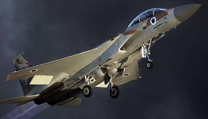 صورة مقاتلتين إسرائيليتين تخترق الاجواء اللبنانية والطائرات الروسية تعترضها