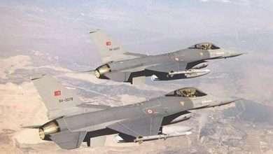 Photo of عاجل: الطيران التركي يحلق في سماء العراق ويدمر 12 هدفا