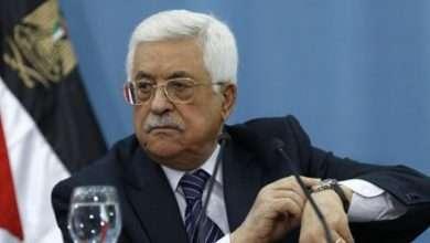 صورة صحة الأخبار حول وفاة محمود عباس الرئيس الفلسطيني