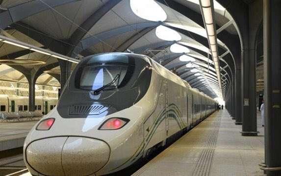 صورة قطار الحرمين يبدأ العمل من يوم الجمعة القادمة بشكل مجاني