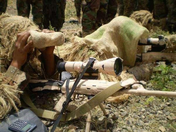 الحوثي يعلن عن قنص 7 جنود سعوديين وسودانيين في جازان