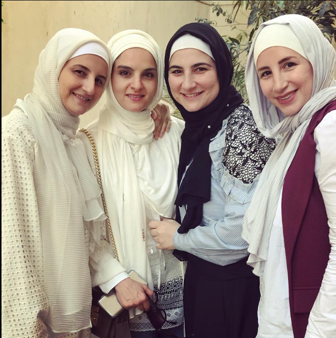 شيماء سعيد تنشر صور بالحجاب لها قبل موعد رمضان 2018