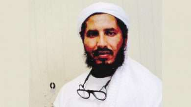 صورة الافراج عن أحمد الدربي وكذلك وصوله إلى السعودية أحمد بن محمد بن أحمد الدربي