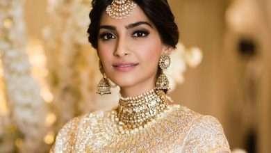 صورة صور سونام كابور في ليلة الحناء وموعد حفل زواج Sonam Kapoor