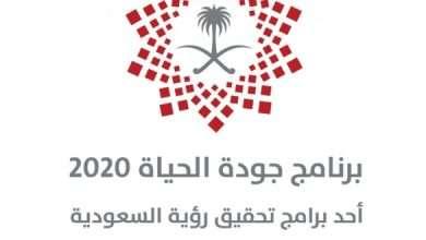 صورة أهم الطموحات في برنامج جودة الحياة 2020 التي اطلقتها السعودية