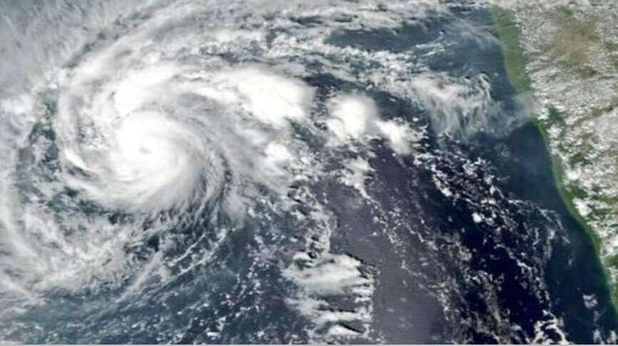 المحافظات المتأثرة من إعصار ساجار من اخبار اليمن اليوم