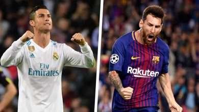 موعد مباراة برشلونة وريال مدريد وفقد 5 لاعبين في مواجهة ريال مدريد ضد برشلونة 2
