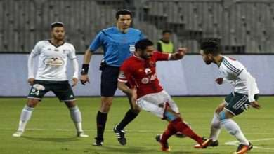 موعد مباراة الأهلي ضد المصري بعد تأجيلها 10