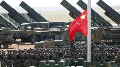 صورة الحرب القادمة.. الصين تهدد امريكا بالسيف المظلم