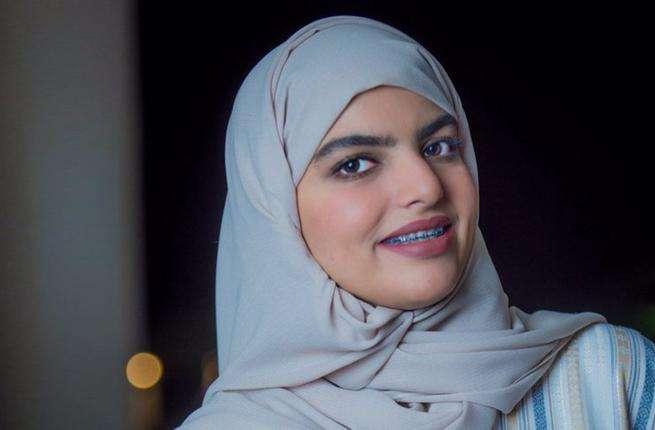 حقيقة إيقاف سارة الودعاني عن العمل بسبب صدام حسين