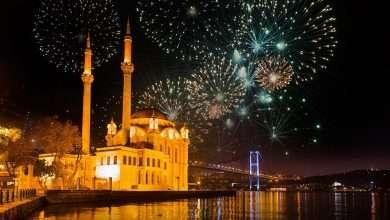 موعد عيد الفطر في تركيا 2018 الجمعة بعد ثبوت هلال شوال 1439 61