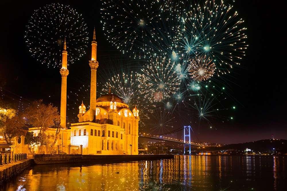 موعد عيد الفطر في تركيا 2018 الجمعة بعد ثبوت هلال شوال 1439 80