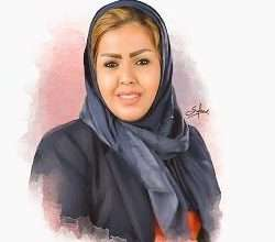 صورة قنوات قطرية تنشر خبر اعتقال مياء الزهراني وكذلك نوف الغامدي