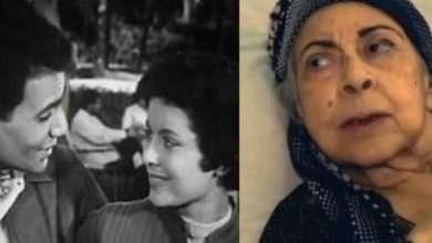 صورة سبب وفاة آمال فريد وكذلك جنازة امال فريد