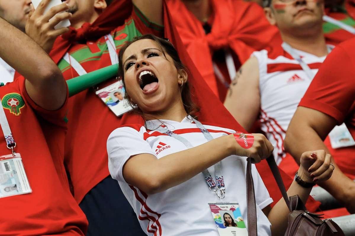 بعد قليل تنطلق مباراة المغرب وإيران في كأس العالم 2018 يلا شوت