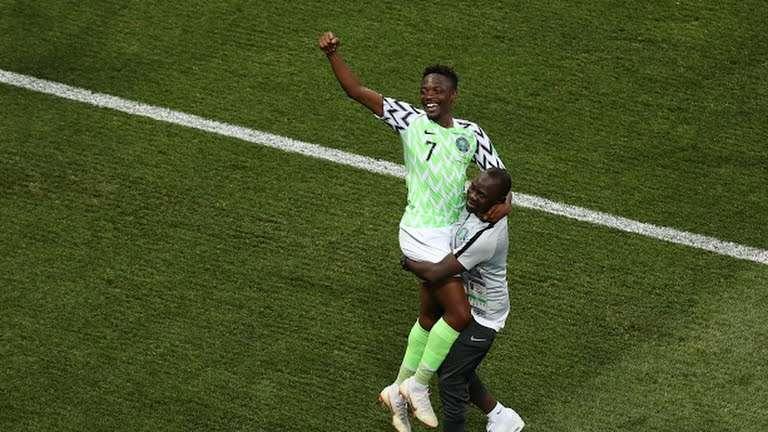 نتيجة وأهداف مباراة نيجيريا وأيسلندا يحققها أحمد موسى