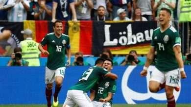 ملخص اهداف نتيجة مباراة المكسيك وألمانيا في كأس العالم 2018 10
