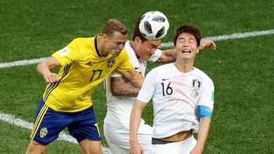 ملخص مباراة السويد وكوريا الجنوبية كأس العالم 2018 15