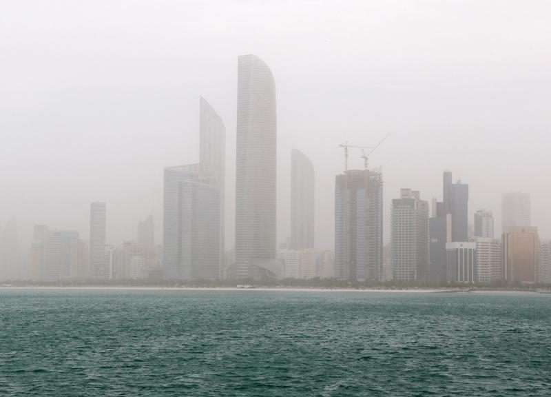 حالة الطقس اليوم في الإمارات 21-7-2018