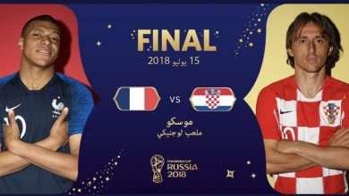 Photo of ملخص نتيجة أهداف مباراة فرنسا ضد كرواتيا تتويج فرنسا