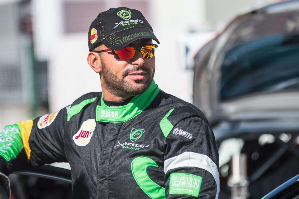 صورة يزيد الراجحي يحافظ على الصدارة الرويال رالي سيلك واي Yazeed Racing