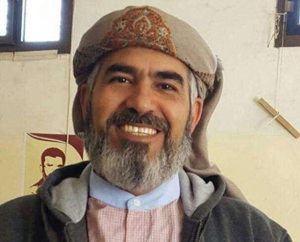 حامد كمال حيدرة  زعيم البهائيين