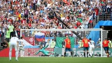 يوتيوب ملخص نتيجة أهداف مباراة إسبانيا وروسيا في كأس العالم 2018 يلا شوت بث مباشر يلا كورة 14