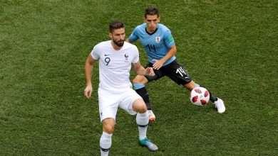 مشاهدة نتيجة اهداف مباراة اوروغواي وفرنسا في كأس العالم 2018 يلا شوت يلا كورة لايف بث مباشر أوروجواي 10