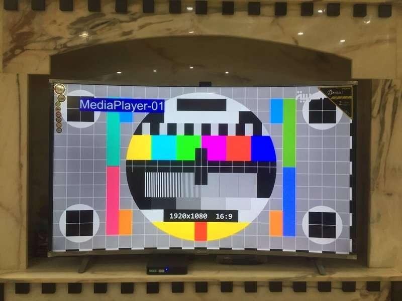 صورة سبب توقف قناة العربية وكذلك قنوات mbc