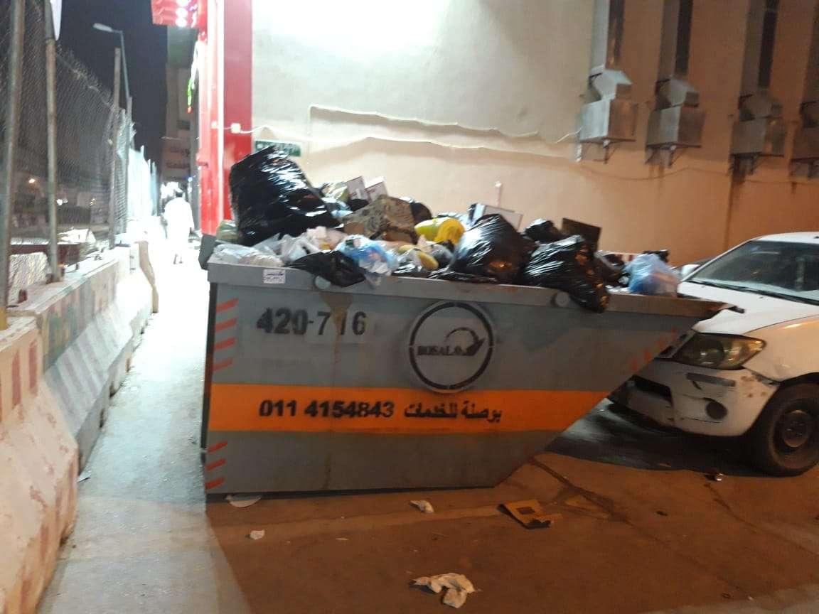 تراكم النفايات يهدد عزيزية الرياض بكارثة بيئية.. والأهالي يستغيثون 11