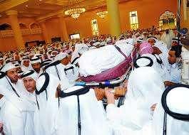 صور جنازة الفنان عبدالعزيز جاسم