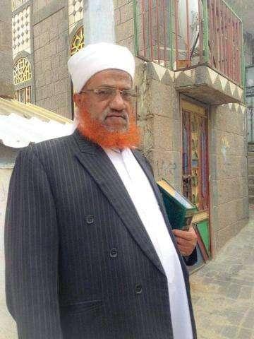 وفاة عبده عبدالله الحميدي مفتي إب